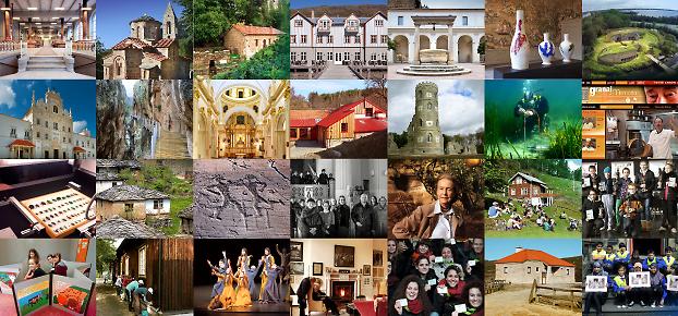 La valorizzazione del patrimonio culturale e paesaggistico mediante i progetti Wikimedia