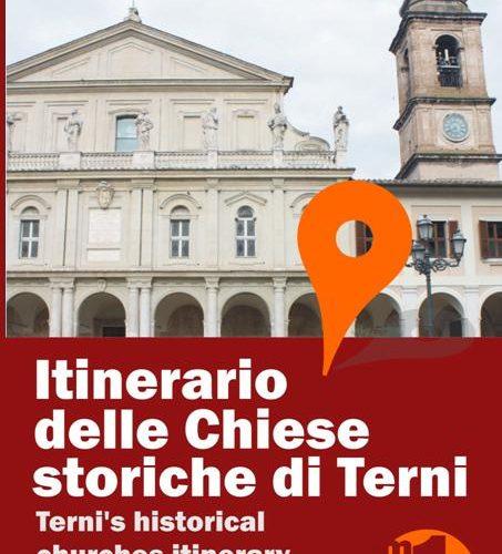 Itinerario delle chiese storiche di Terni / I.I.S. A. Casagrande F. Cesi