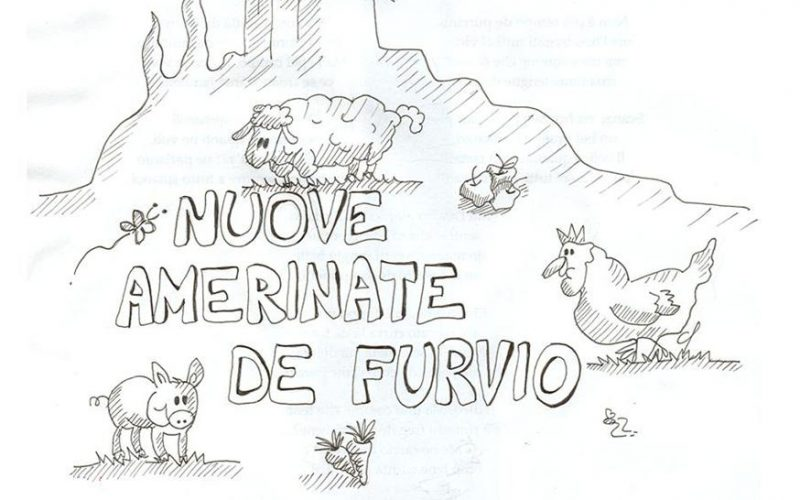 Nuove amerinate de Furvio / Fulvio Quadraccia