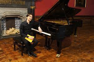 """""""Donatori di musica"""": concerto di David Peroni"""