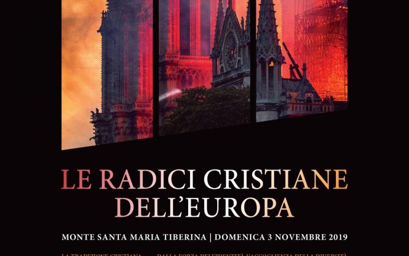 """GIORNATA DI STUDIO """"LE RADICI CRISTIANE DELL'EUROPA"""""""