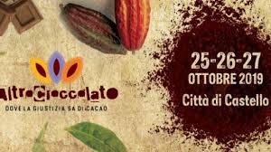 """""""ALTROCIOCCOLATO"""", DAL 25 AL 27 OTTOBRE A CITTA' DI CASTELLO"""