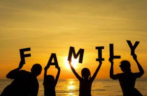La famiglia e la relazione con i figli