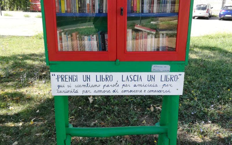 """Al centro socioculturale quartiere Polymer arriva la """"Libreria di strada"""""""