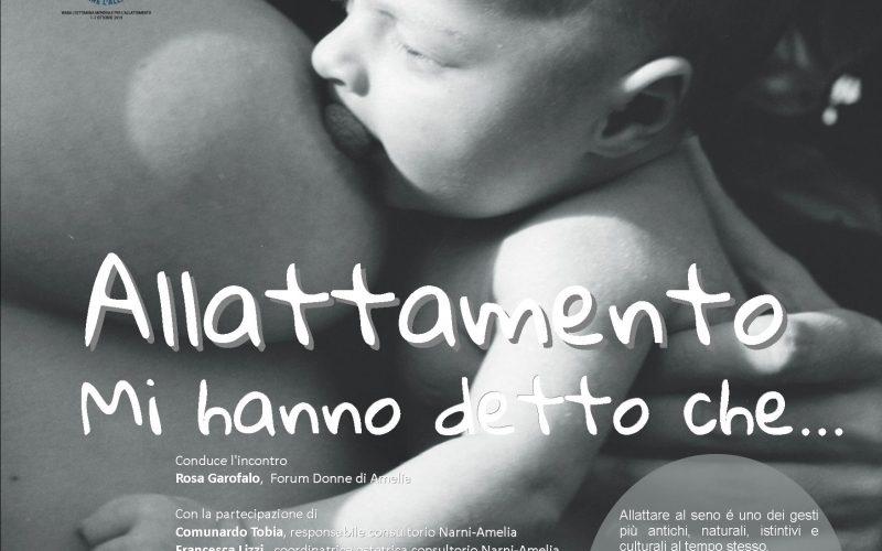 Tutto sull'allattamento al seno nel libro dell'associazione Lattemiele di Amelia