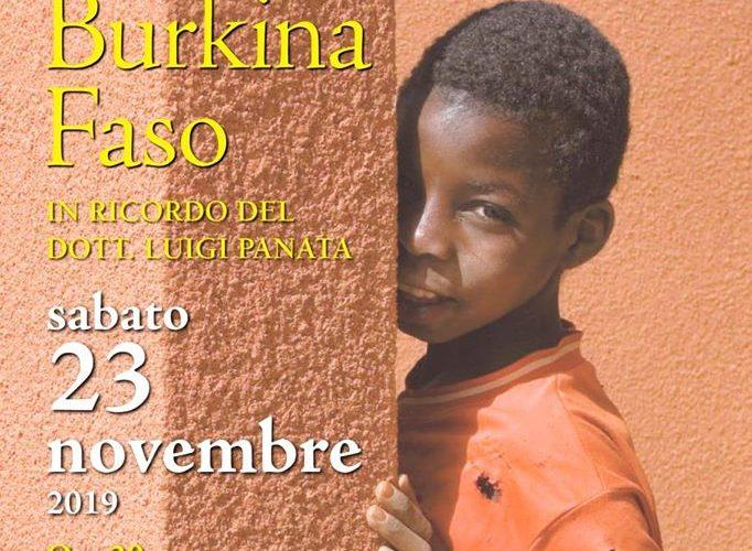 13^ FESTA DI SOLIDARIETA' PER IL BURKINA FASO