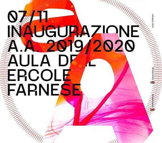 """INAUGURAZIONE ANNO ACCADEMICO 2019-2020 DELL'ACCADEMIA DI BELLE ARTI """"PIETRO VANNUCCI"""""""