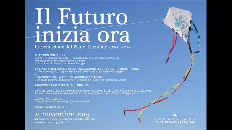 """""""IL FUTURO INIZIA ORA"""""""