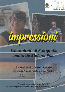 """""""IMPRESSIONI – LABORATORIO DI FOTOGRAFIA"""""""