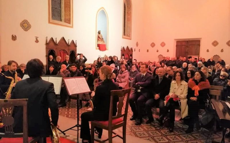 """SUCCESSO PER """"CHRISTMAS IN THE AIR"""""""