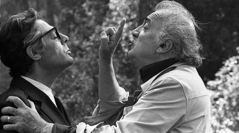 Il fine settimana di Oltre il visibile è dedicato a Federico Fellini