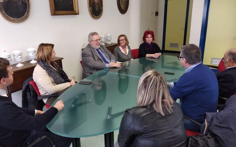 USL UMBRIA 1, IL COMMISSARIO STRAORDINARIO PASQUI HA INCONTRATO SINDACI, ASSOCIAZIONI ED OPERATORI SANITARI