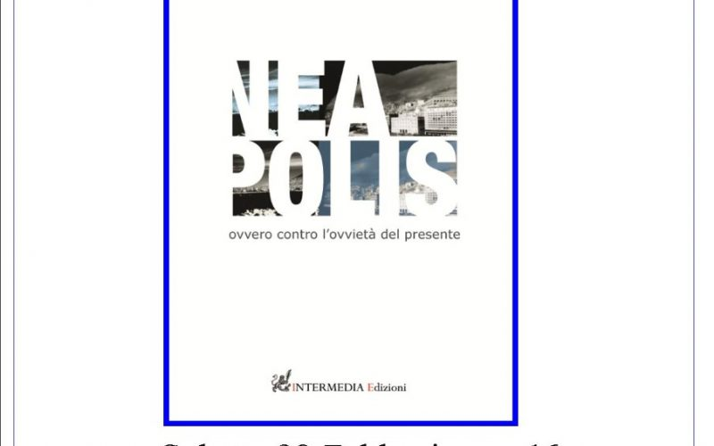 """Antonio Fresa racconta """"Nea-Polis"""". In Pinacoteca l'evento dell'associazione gemellaggi Amelia"""