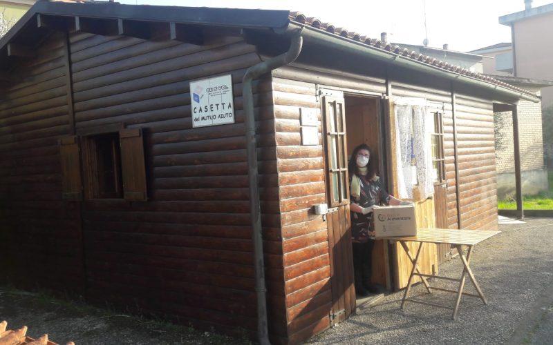 #ilvolontariatononsiferma. Il Banco Alimentare di Arciragazzi Casa del Sole sostiene 40 famiglie