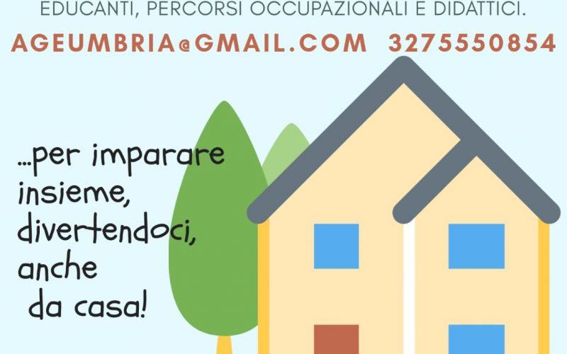 #ilvolontariatononsiferma: Educa-Mente, il progetto di Age Umbria per bambini e giovani adolescenti