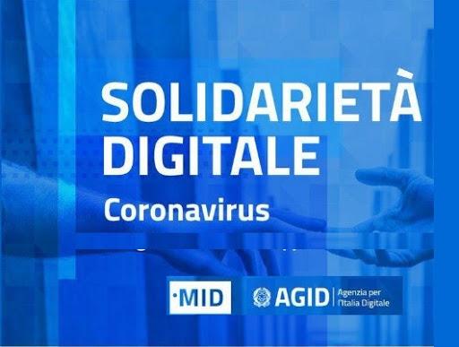 CORONAVIRUS, LA DIGITALIZZAZIONE A SUPPORTO DI CITTADINI E IMPRESE