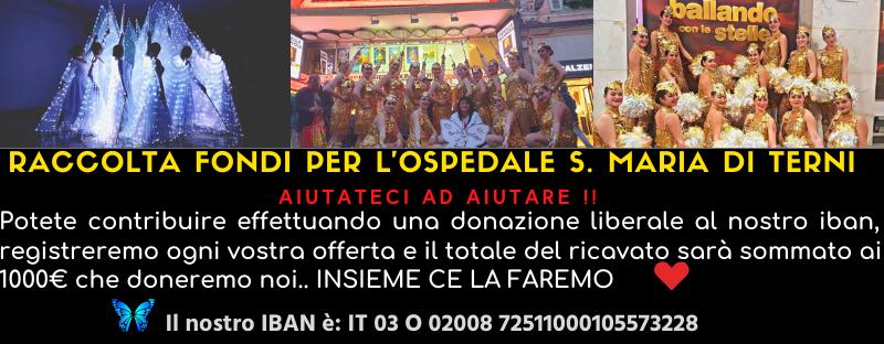Le majorettes che ballano per aiutare gli altri  raccolgono fondi per l'ospedale di Terni