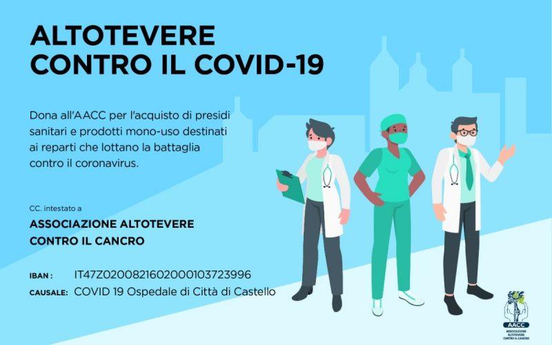 ALTOTEVERE CONTRO IL COVID-19