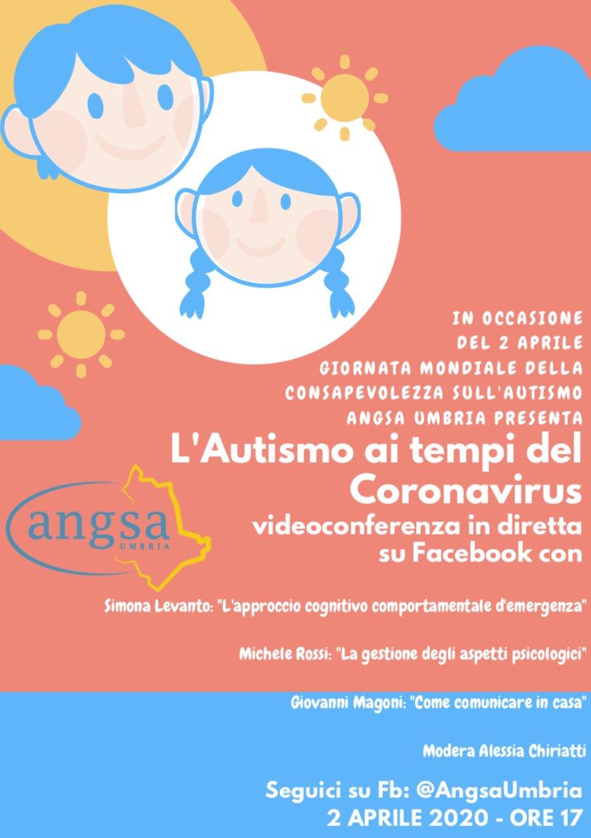 L'impegno di ANGSA Umbria ai tempi del Coronavirus