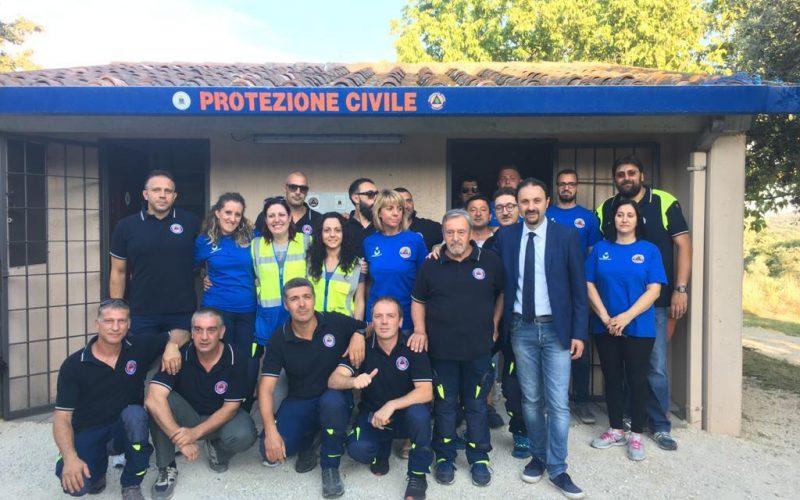 #ilvolontariatononsiferma: A Lugnano in Teverina i volontari della protezione civile consegnano spesa e farmaci