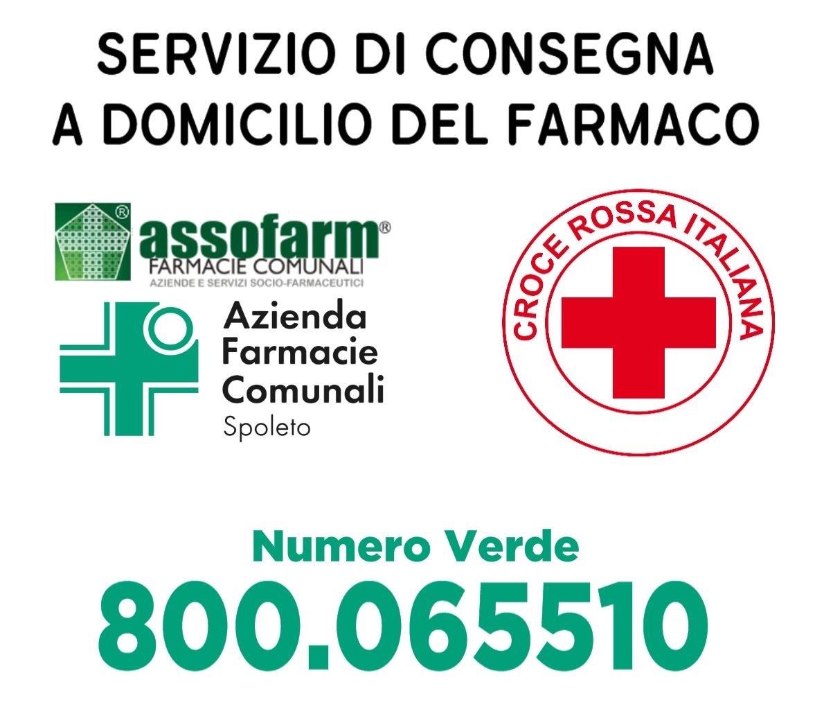 Consegna di farmaci a domicilio con Assofarm