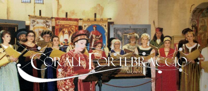 CORALE FORTEBRACCIO, UN INTERVALLO MUSICALE