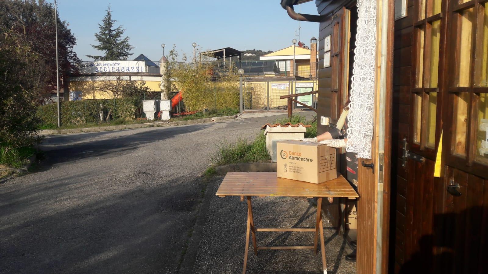 """Cresce l'emergenza alimentare. Ad Amelia il progetto """"Comunità solidale"""" di Arciragazzi Casa del Sole"""