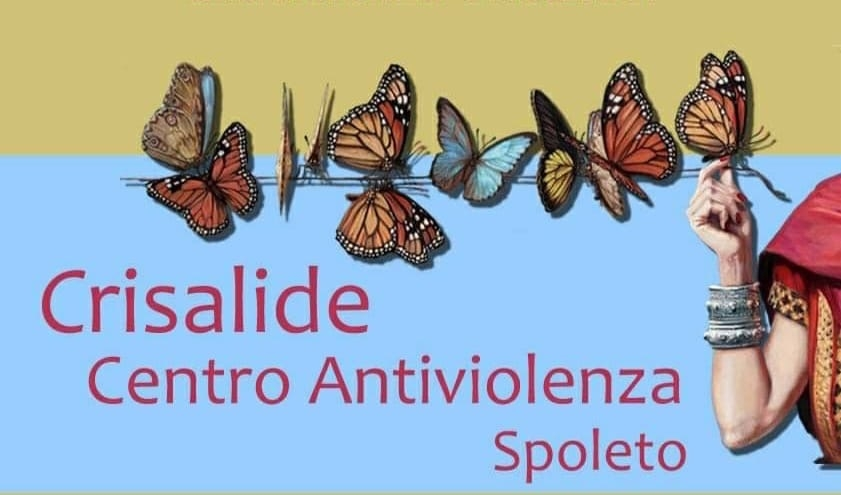 Il centro Antviolenza Crisalide di Spoleto conferma l'accoglienza telefonica