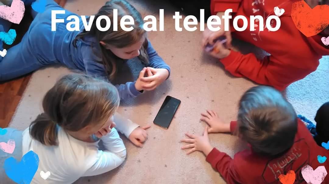FAVOLE AL TELEFONO! UN REGALO DI RODARI PER QUESTI GIORNI