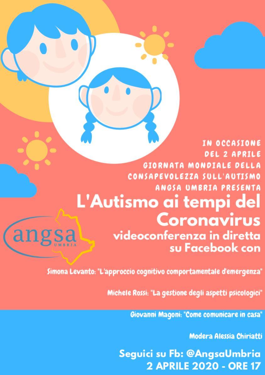 L'autismo ai tempi del Coronovirus
