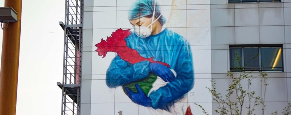 Donazione di DPI per l'Ospedale di Gubbio-Gualdo