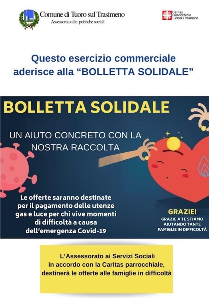 Bolletta solidale