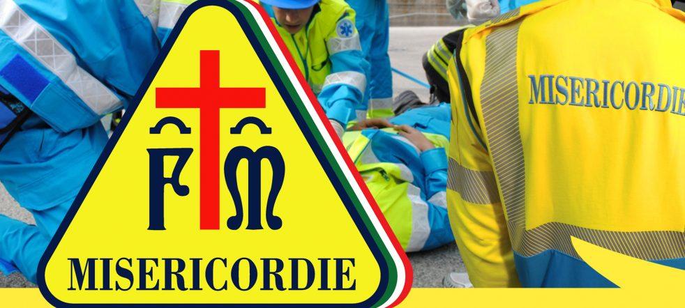 Confraternita della Misericordia Perugia-Olmo, grande impegno in periodo covid-19 nel territorio perugino