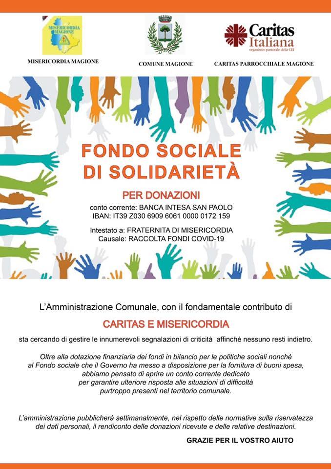 Fondo Sociale di Solidarietà