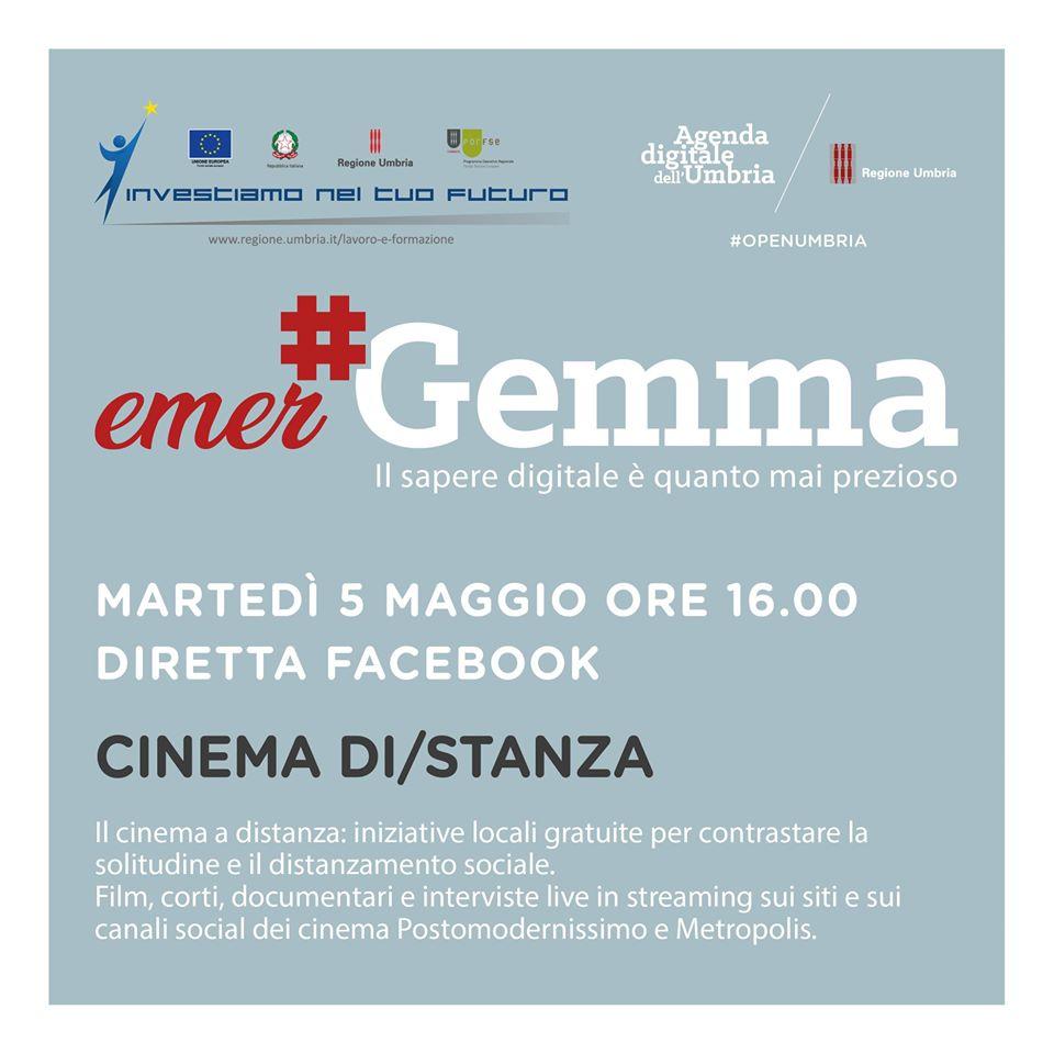 CINEMA DI/STANZA