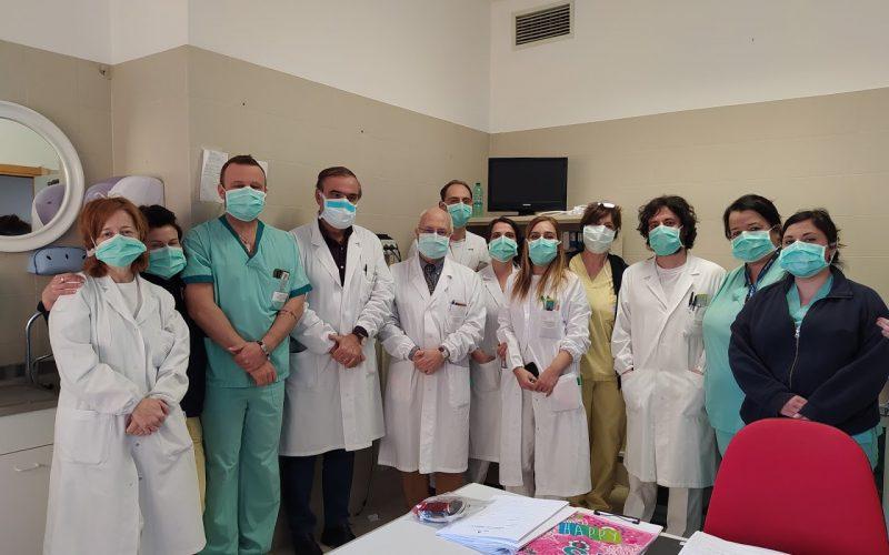 """Dalla Fondazione Cassa di Risparmio di Orvieto 10mila mascherine per il personale sanitario dell'ospedale """"Santa Maria della Stella"""""""