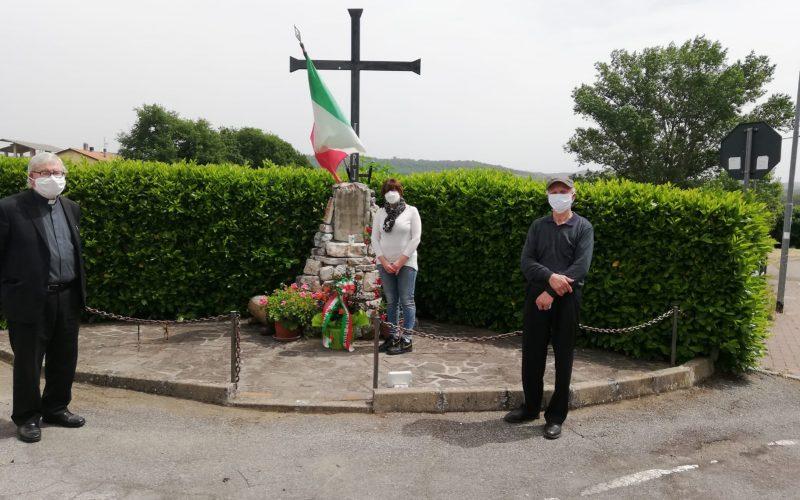 COMMEMORAZIONE DEL 76° ANNIVERSARIO DEL BOMBARDAMENTO DI SAN SECONDO
