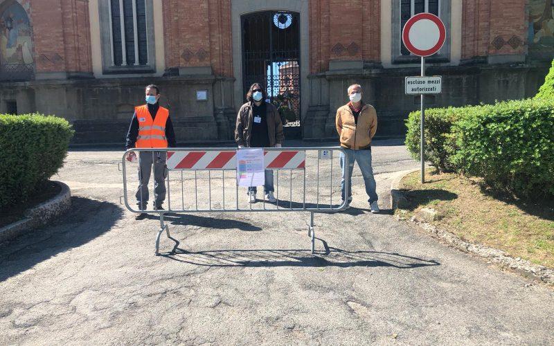 CITTÀ DI CASTELLO – COME E QUANDO SI PUO' ACCEDERE AI CIMITERI FINO AL 17 MAGGIO