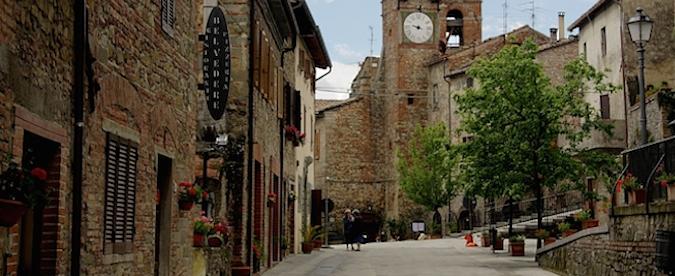 """BORGHI PIÙ BELLI D'ITALIA – CITERNA FESTEGGIA LA """"NOTTE ROMANTICA"""""""