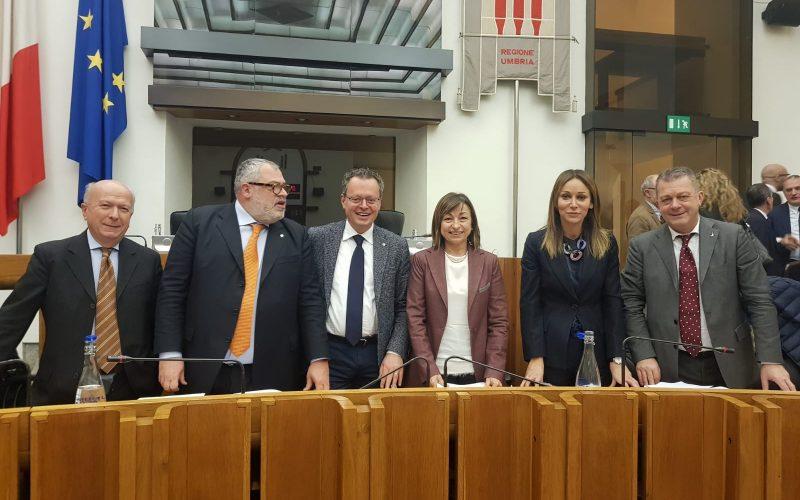 NOMINATI I NUOVI COMMISSARI DELLE USL DELL'UMBRIA
