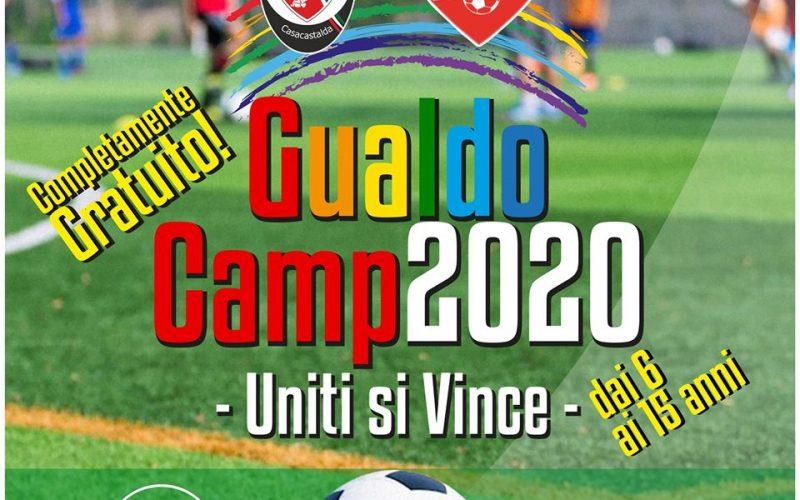 GUALDO CAMP 2020 – UNITI SI VINCE