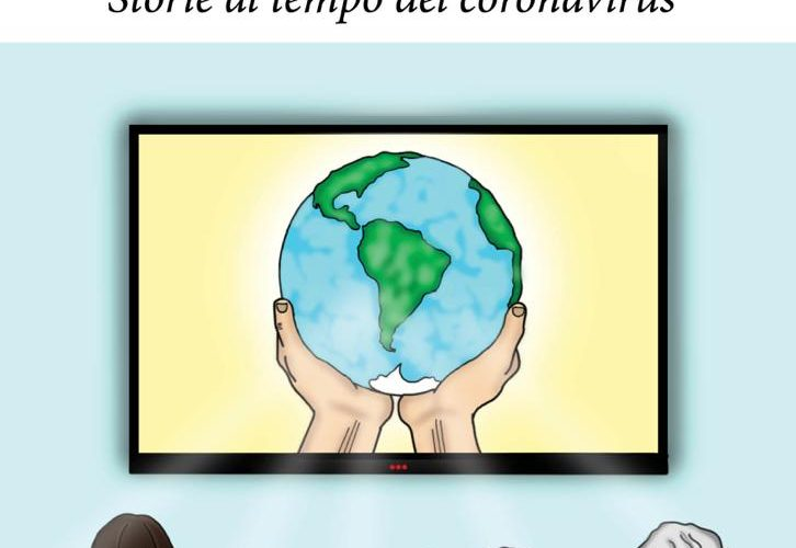"""PRESENTAZIONE LIBRO """"IL FILO DELLA SPERANZA-STORIE AL TEMPO DEL CORONAVIRUS"""""""