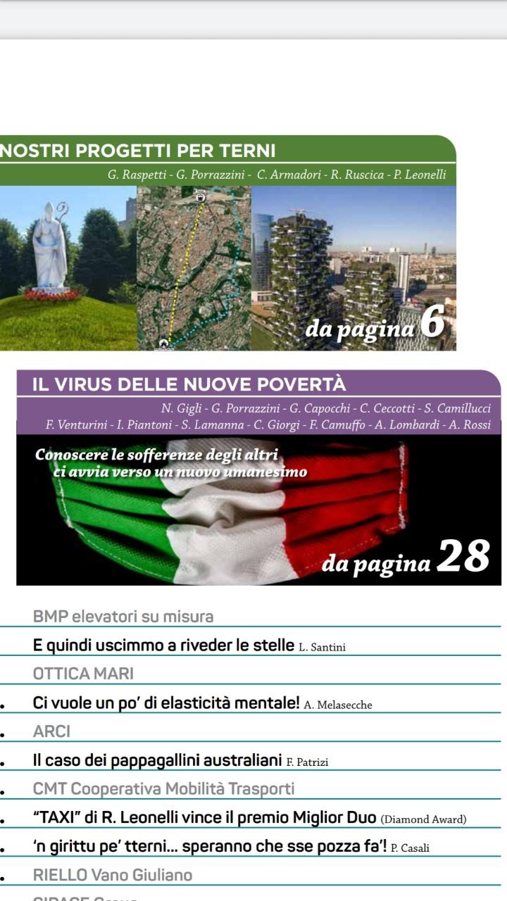 """""""Il virus delle nuove povertà"""", lo speciale de La Pagina dedicato al volontariato ai tempi del Covid"""