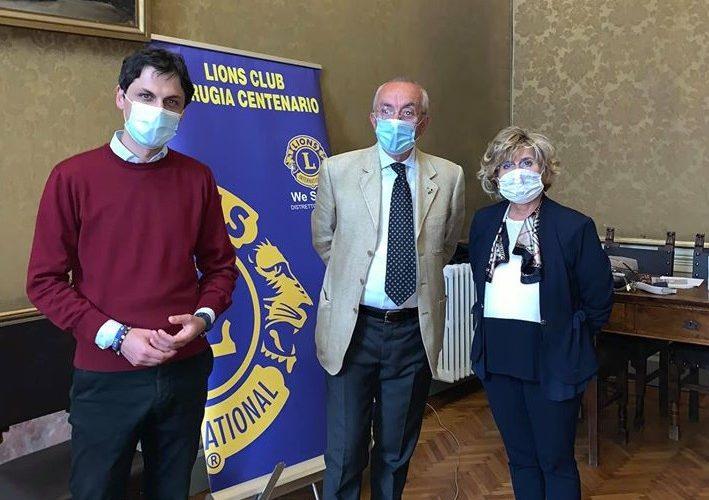 LIONS CLUB PERUGIA CENTENARIO, UNA RISPOSTA AL CORONAVIRUS: DONAZIONE DI BUONI SPESA NEL TERRITORIO COMUNALE