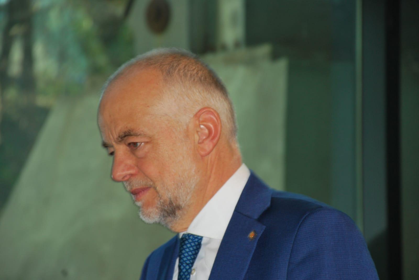 Avis Terni, la centesima donazione del presidente Patrizio Fratini