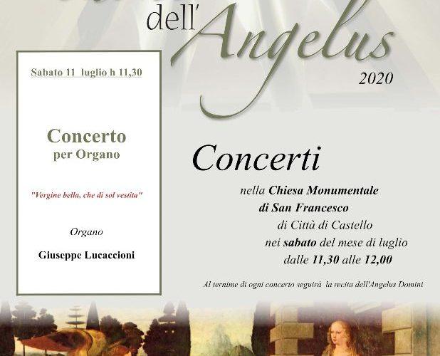 """RASSEGNA """"AL SUONO DELL'ANGELUS"""" – 2° CONCERTO"""
