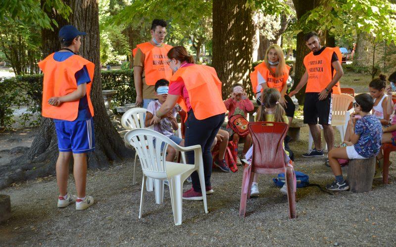 """L'associazione genitori organizza """"Viviamo il parco"""": Alla Passeggiata le attività estive gratuite per bambini"""