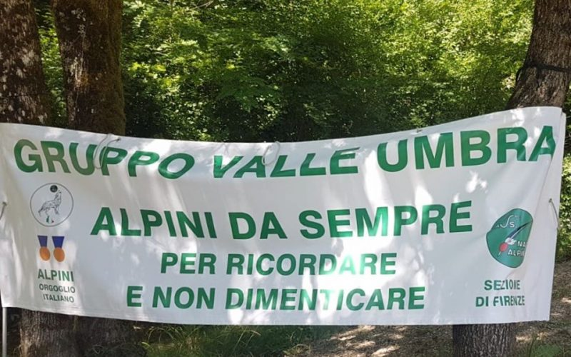 Raccolta fondi per l'acquisto di materiale per le squadre di protezione civile Ana del gruppo alpini di Terni