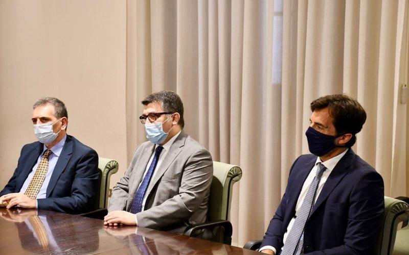 PRESENTATI I NUOVI COMMISSARI DELLE AZIENDE SANITARIE UMBRE