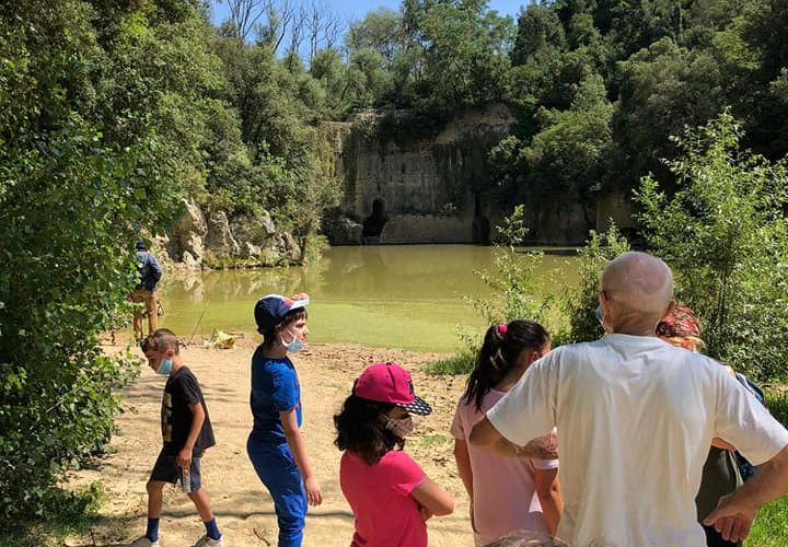Bambini alla scoperta della natura grazie ai centri estivi di Arciragazzi Casa del Sole